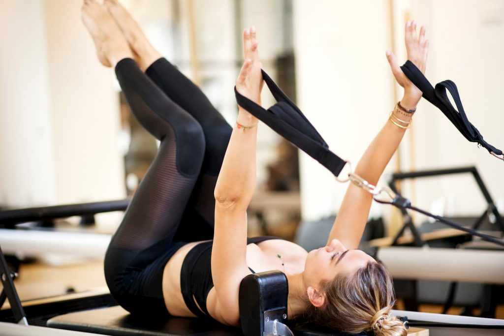 exercices pilates